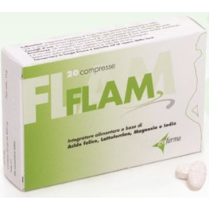 FLAM 20 COMPRESSE