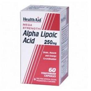 ACIDO ALFA LIPOICO ALPHA LIPOIC ACID  60CPS