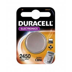 DURACELL SPECIALITY 2450 10PZ