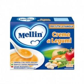 MELLIN CREMA LEGUMI 13 BUSTINE DA 8 G