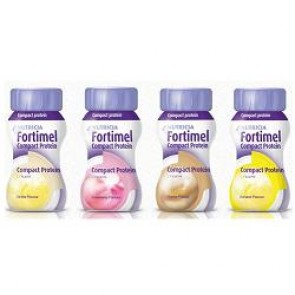 FORTIMEL COMPACT PROTEIN BANANA