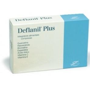 DEFLANIL PLUS 30 COMPRESSE
