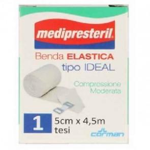 BENDA ELASTICA ORLATA IDEAL MEDIPRESTERIL CM5X450