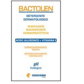 BACTOLEN DETERGENTE DERMATOLOGICO 250 ML