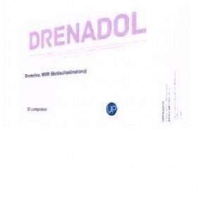 DRENADOL 30 COMPRESSE ASTUCCIO 30 G