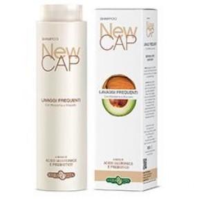 NEW CAP SHAMPOO LAVAGGI FREQUENTI 250 ML