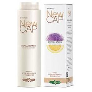 NEW CAP SHAMPOO CAPELLI GRASSI 250 ML