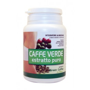 CAFFE' VERDE ESTRATTO PURO 60 CAPSULE