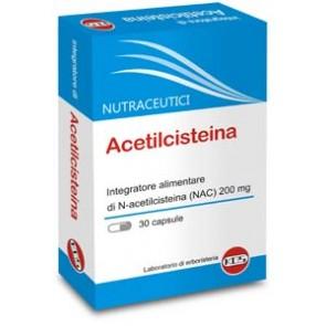 ACETILCISTEINA 30 CAPSULE 6 G
