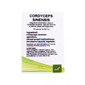 CORDYCEPS SINENSIS 60 CAPSULE