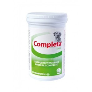 COMPLETA CANI 50 COMPRESSE 75 G