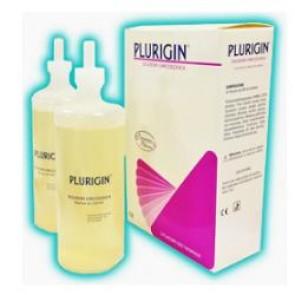PLURIGIN SOLUZIONE GINECOLOGICA 2 FLACONI 250 ML CON CANNULA