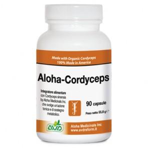 ALOHA CORDYCEPS 90 CAPSULE FLACONE 55,8 G