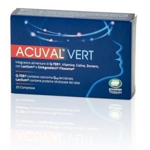 ACUVAL VERT 20 COMPRESSE 1,2 G