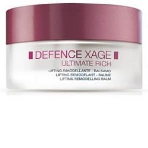 DEFENCE XAGE ULTIMATE RICH BALSAMO LIFTING RIMODELLANTE 50 ML
