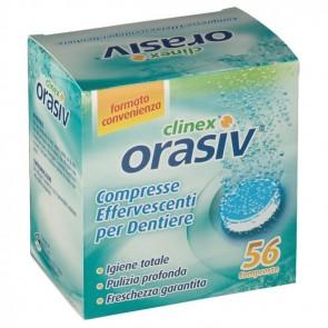 ORASIV CLINEX 56 COMPRESSE EFFERVESCENTI