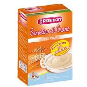 PLASMON CEREALI SEMOLINO DI GRANO 230 G