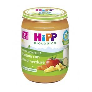 HIPP BIO HIPP BIO PAPPA PRONTA PAST TRIS DI VERDURE 190 G