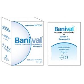 BANIVAL CREMA 10 BUSTINE DA 3 ML