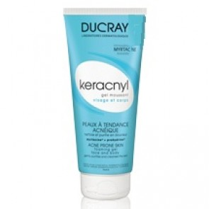KERACNYL GEL MOUSSANT VISO CORPO 200 ML