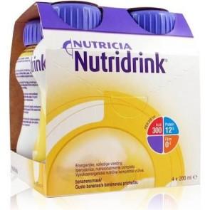 NUTRIDRINK BANANA 4 X 200 ML