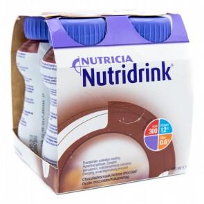 NUTRIDRINK CIOCCOLATO 4 X 200 ML