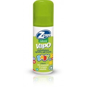 ZCARE NATURAL VAPO BABY 100ML