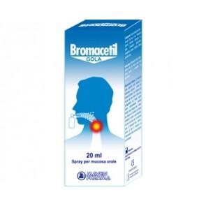 BROMACETIL GOLA SPRAY 20 ML