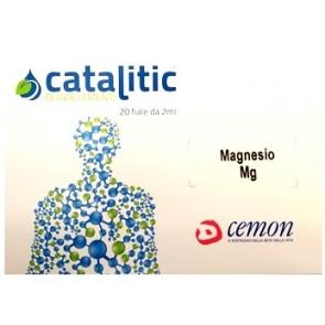CATALITIC OLIGOELEMENTI MAGNESIO MG 20 AMPOLLE
