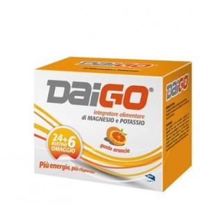 DAIGO ARANCIA 24 + 6 BUSTINE OMAGGIO 240 G