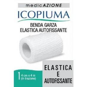 GARZA ELASTICA ICOPIUMA AUTOFISSANTE 4X4