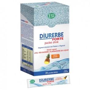 DIURERBE FORTE POCKET DRINK ANANAS 24 X 20 ML