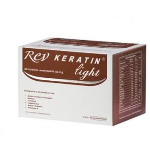 REV KERATIN LIGHT 30 BUSTE 120 G