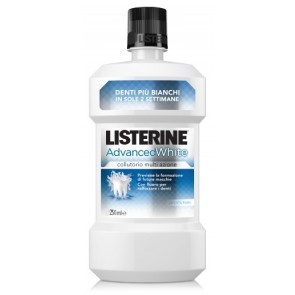 LISTERINE ADVANCE WHITE 250 ML