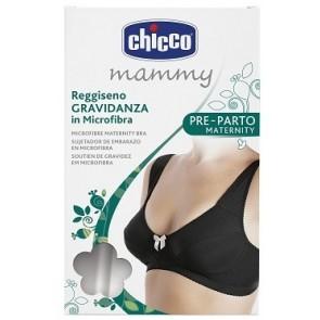 CHICCO MAMMY REGGISENO MICROFIBRA GRAVIDANZA NERO 3C