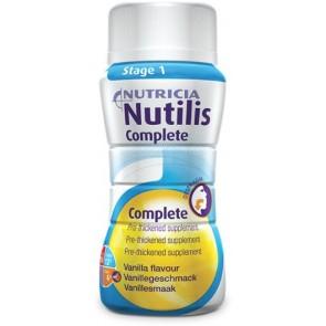 NUTILIS COMPLETE STAGE 1 VANIGLIA 4 X 125 ML