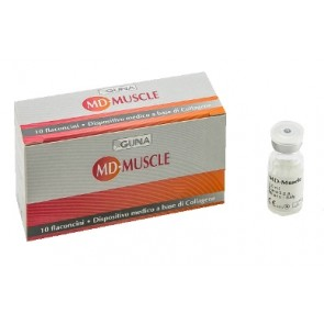MD-MUSCLE ITALIA 10 FLACONCINI INIETTABILI 2 ML