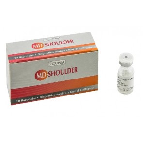 MD-SHOULDER ITALIA 10 FLACONCINI INIETTABILI 2 ML