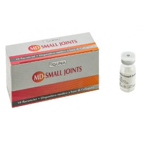 MD-SMALL JOINTS ITALIA 10 FLACONCINI INIETTABILI 2 ML