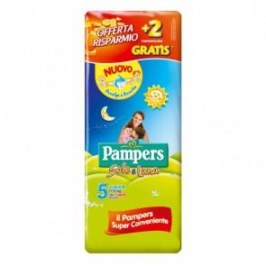 PAMPERS SOLELUNA JUNIOR 36+2PZ