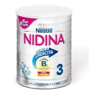 NIDINA 3 OPTIPRO LATTE CRESCITA POLVERE 800 G