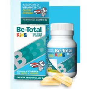 BE-TOTAL PLUS KIDS 30 COMPRESSE