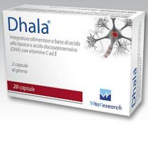 DHALA 20 CAPSULE