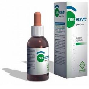 NAUSOLVIT GOCCE 50 ML