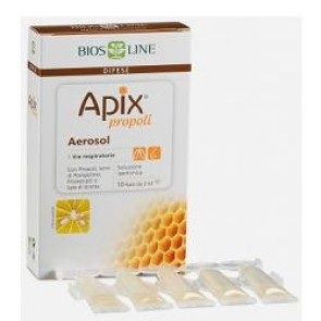 APIX PROPOLI AEROSOL 10 FIALE MONODOSE
