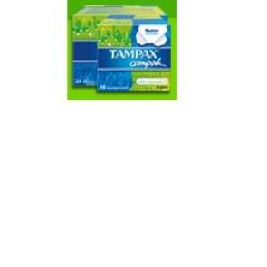 TAMPAX COMPAX SUPER VP 24PZ