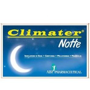 CLIMATER NOTTE 20 COMPRESSE OROSOLUBILI 600MG*