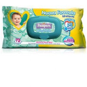 PAMPERS BABY FRESH 30% + CONSISTENTE 20