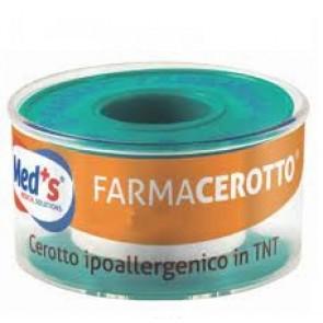 CEROTTO MEDS TESSUTO NON TESSUTO 500X1,25CM