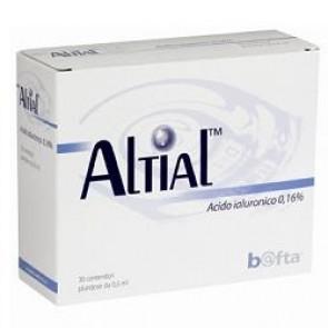 ALTIAL GOCCE OCULARI 30 FIALE 0,6 ML